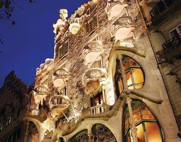Barcelona-Oculoplastics-La-Casa-Batlló-de-Antoni-Gaudí