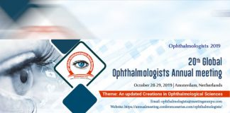 20th global ophthalmologists annual meeting header