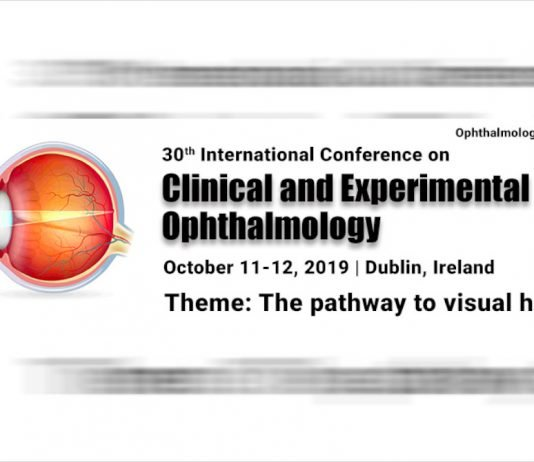 30th international conference on clinical and experimental ophthalmology header