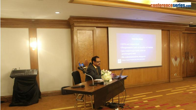 4th international conference on ophthalmology 1