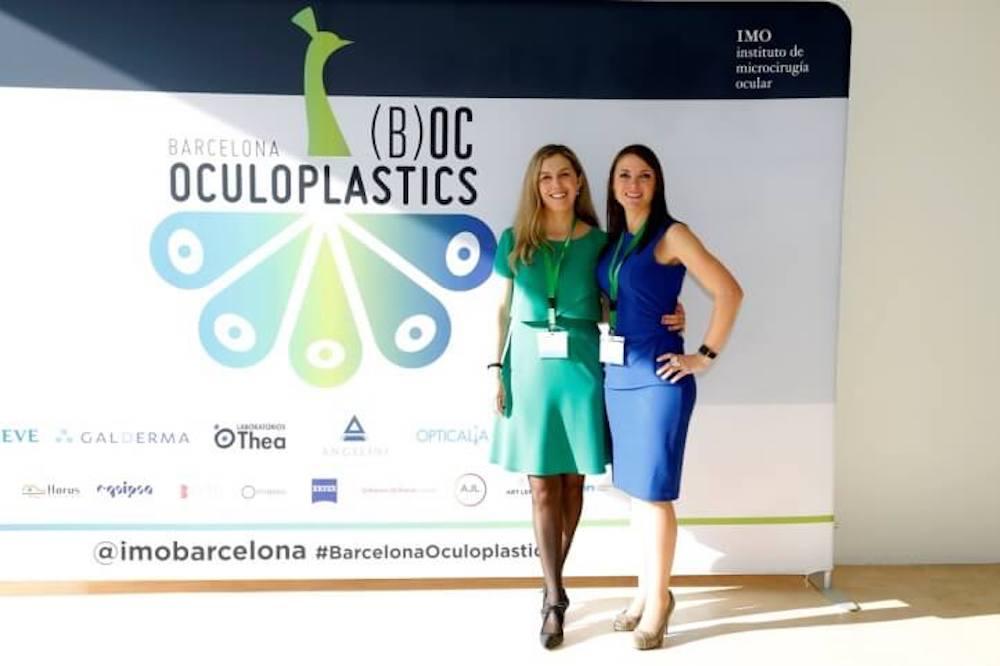 así fue el barcelona oculoplastics 2019 15