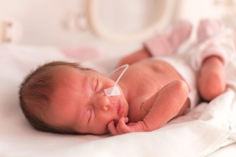 problema sa paningin ng mga premature na sanggol