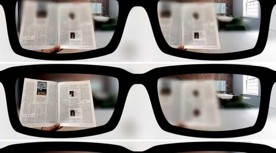 Eye-tracking Glasses That Auto-focuses Wherever You Look