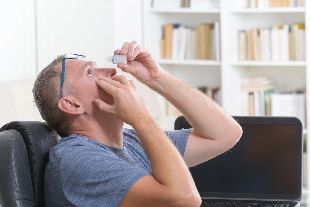 New Eye Drops to Treat Severe Dry Eyes Disease