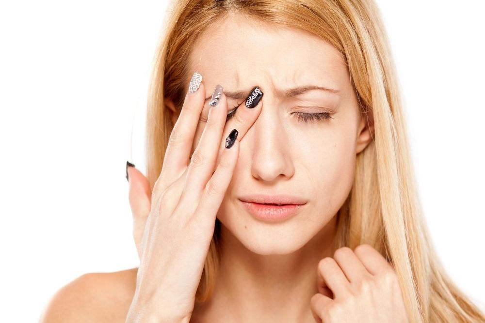 What is Dry Eyes Syndrome