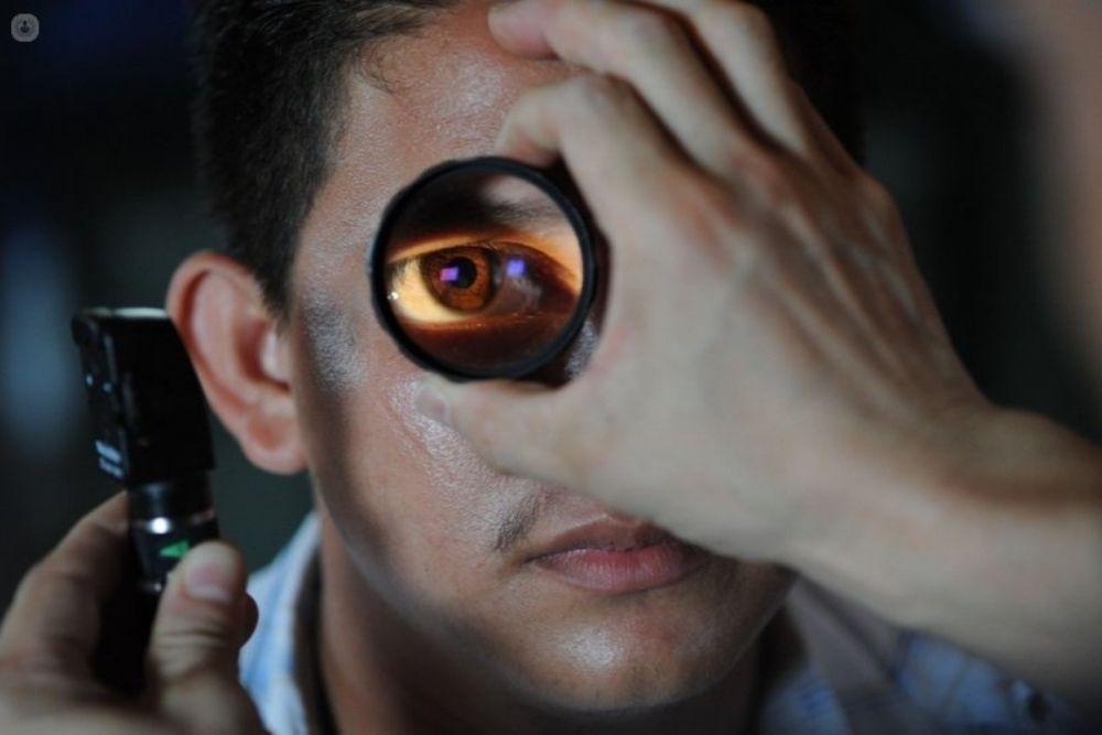 ano ang retinal detachment