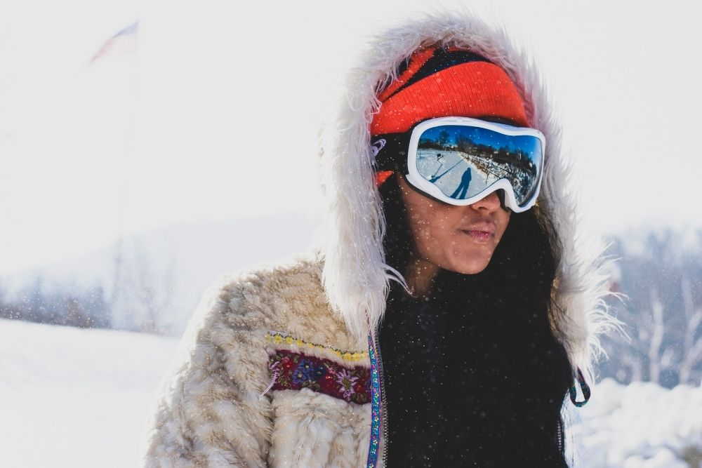 ano ang snow blindness