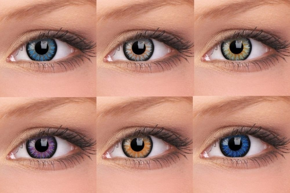Choosing the Best Type of Colored Contact Lenses
