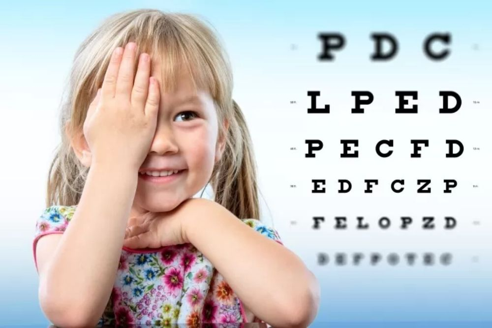 Importance of Eye Exams for Children