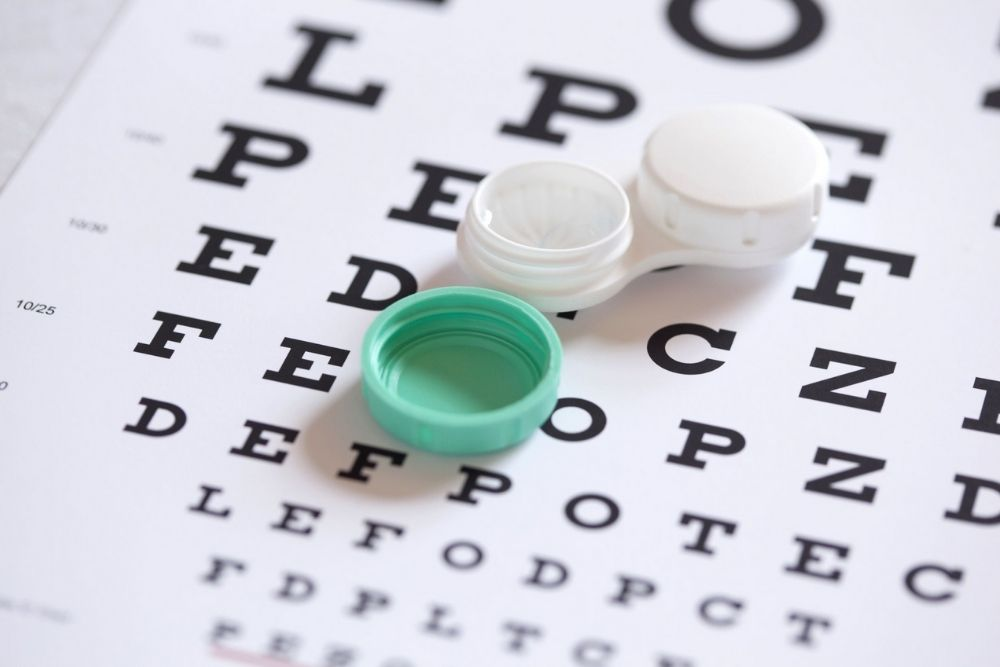 Knowing Your Contact Lens Prescription
