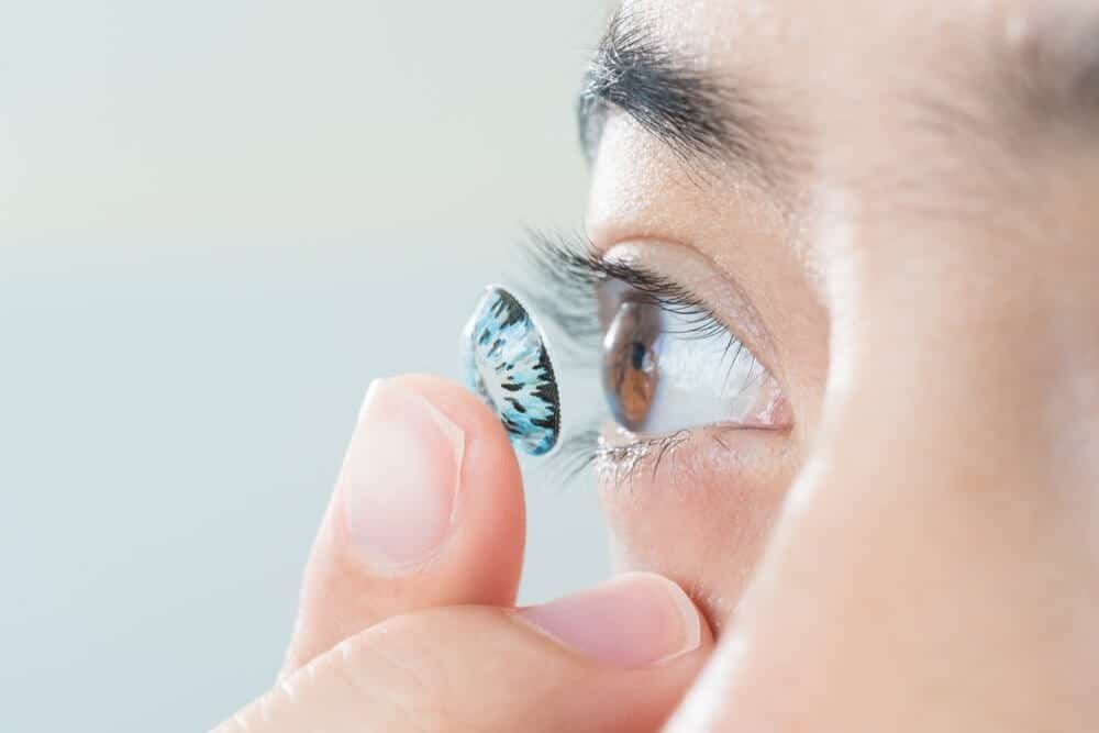 colored contacts for astigmatism