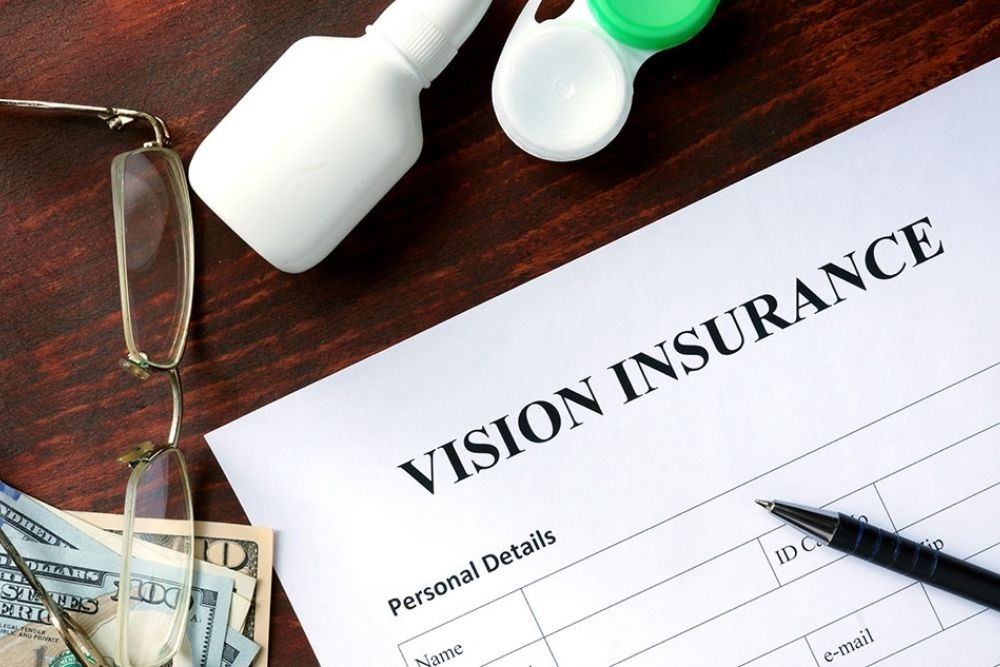 cost of having vision insurance