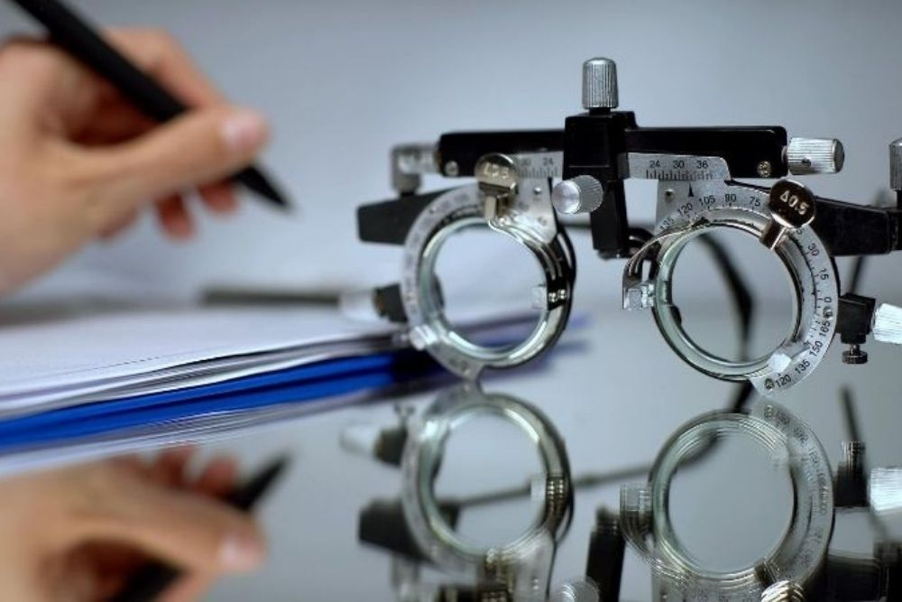 Frequent Change in Eye Prescription