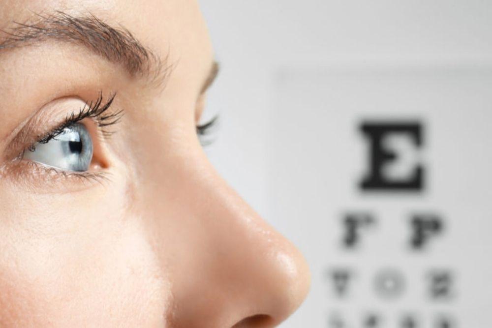 eyesight keep on getting worse
