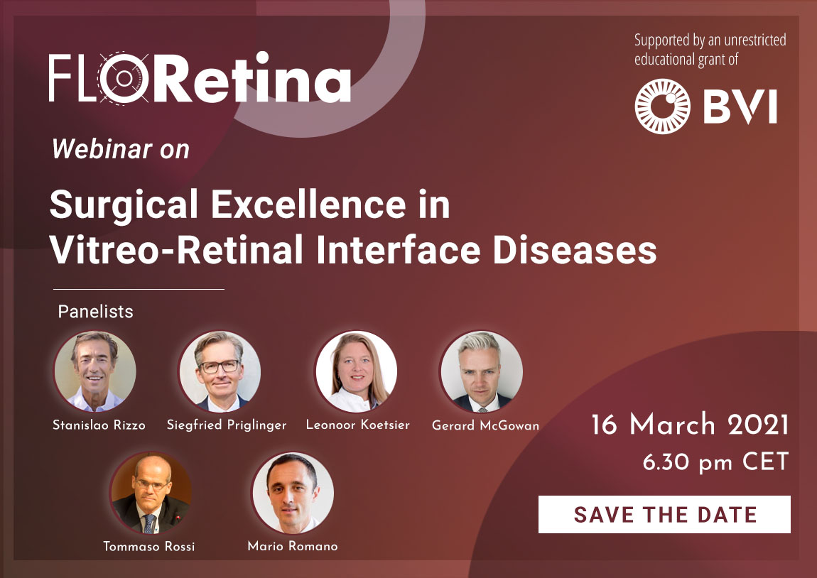 surgical excellence in vitreo-retinal interface diseases