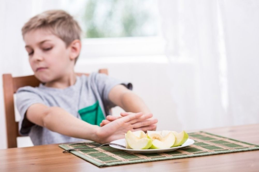 how picky eating can lead to vision loss