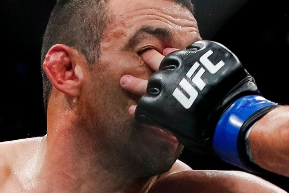 what are the worst eye injuries in modern sports