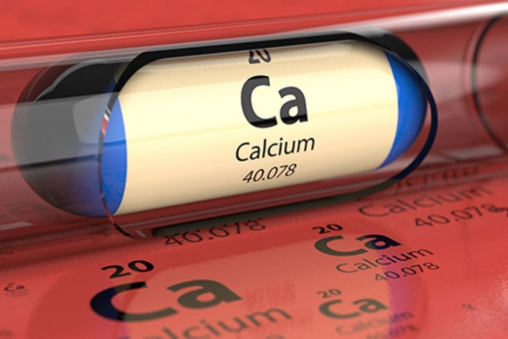 importance of calcium for people with amd