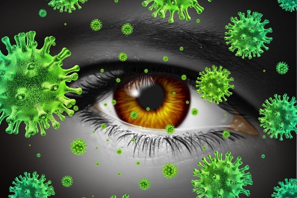 eye drops with antibiotics