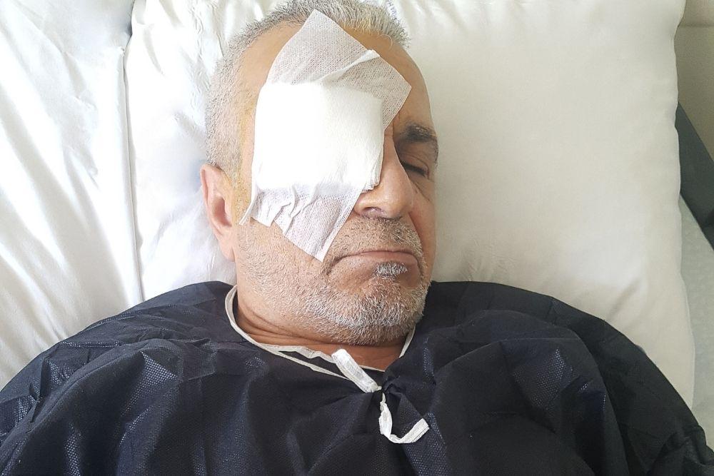 top eye injuries in senior citizens