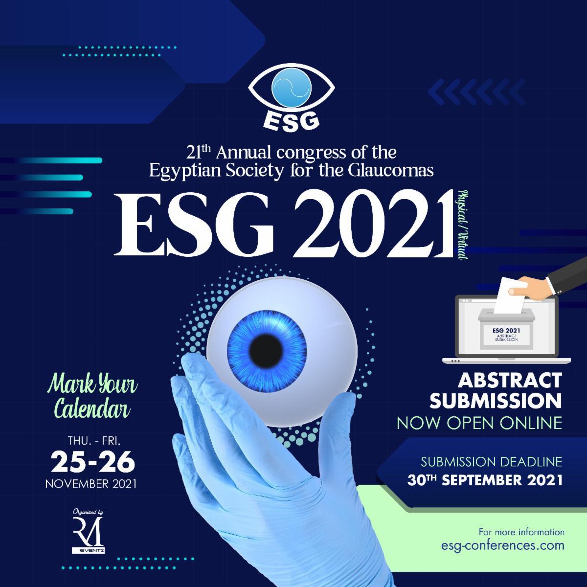 21st ESG congress 2021