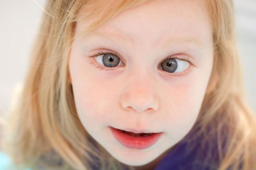 eye diseases and conditions in children
