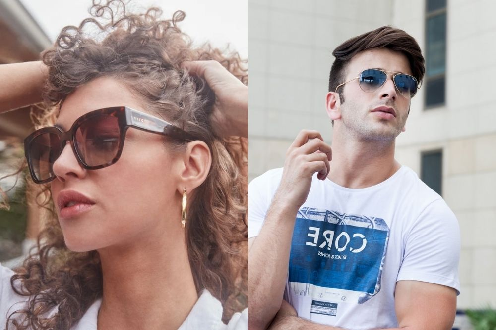polarized or gradient lenses